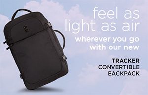 Tracker Convertible Backpack